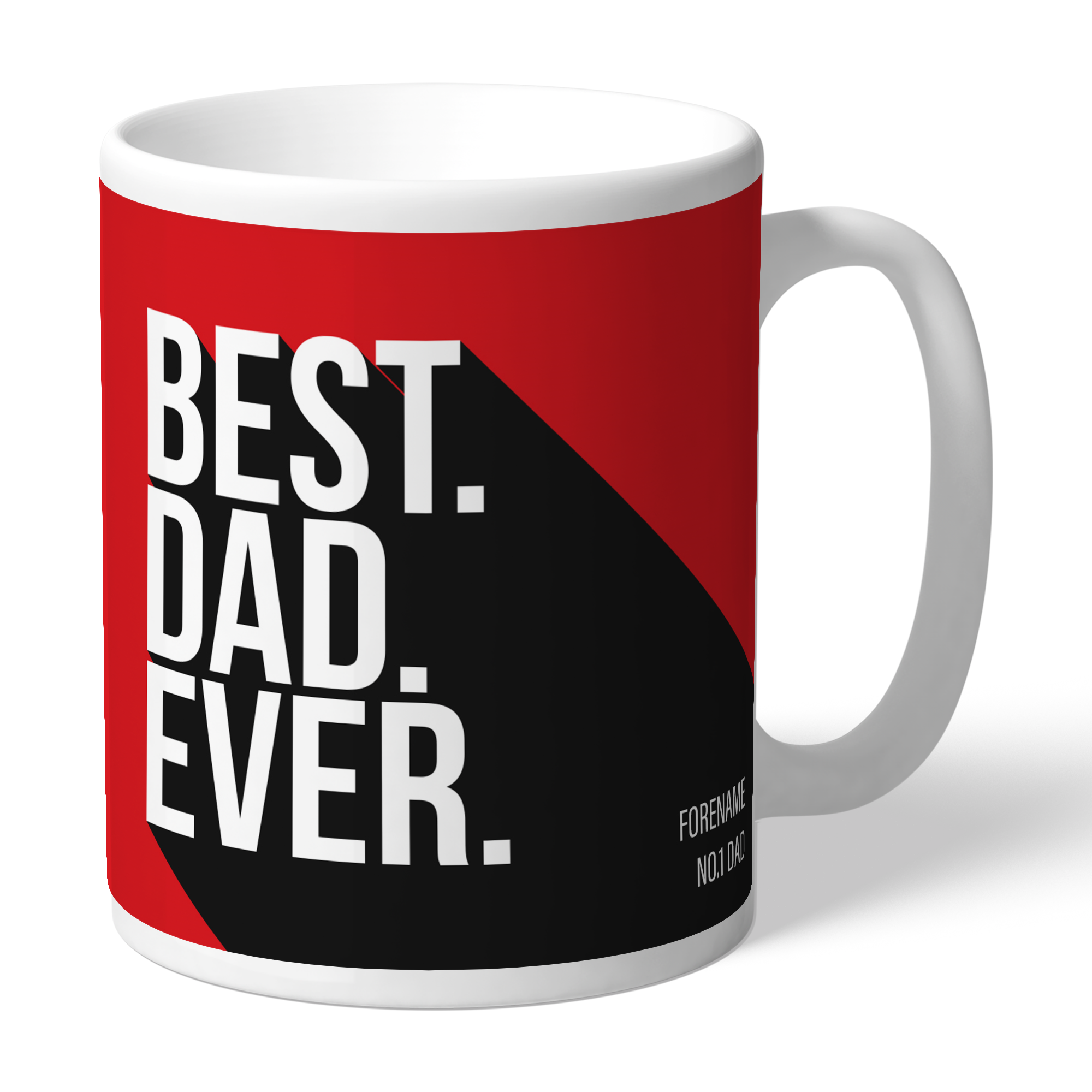 Southampton FC Best Dad Ever Mug