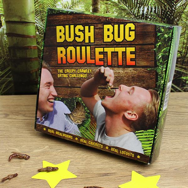 Bush Bug Roulette Game