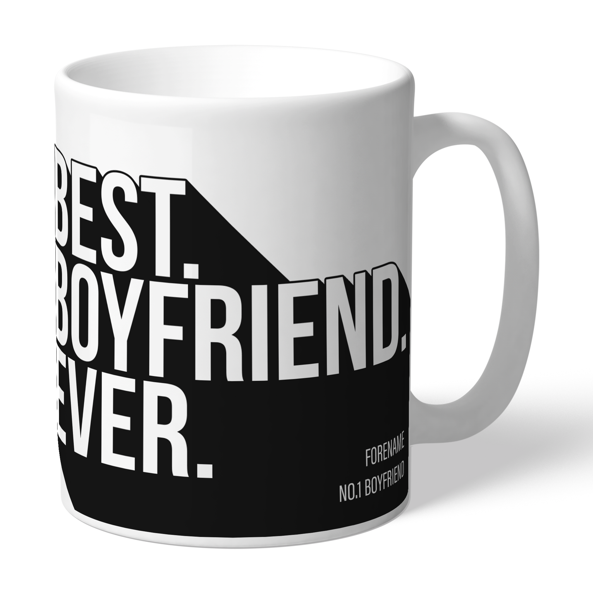 Newcastle United FC Best Boyfriend Ever Mug