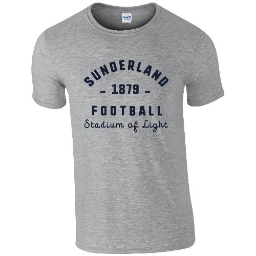 Sunderland AFC Stadium Vintage T-Shirt