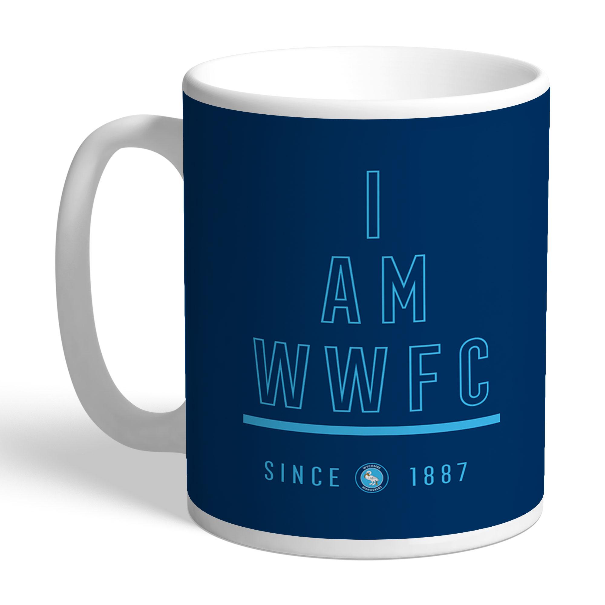 Wycombe Wanderers Personalised Legend Mug