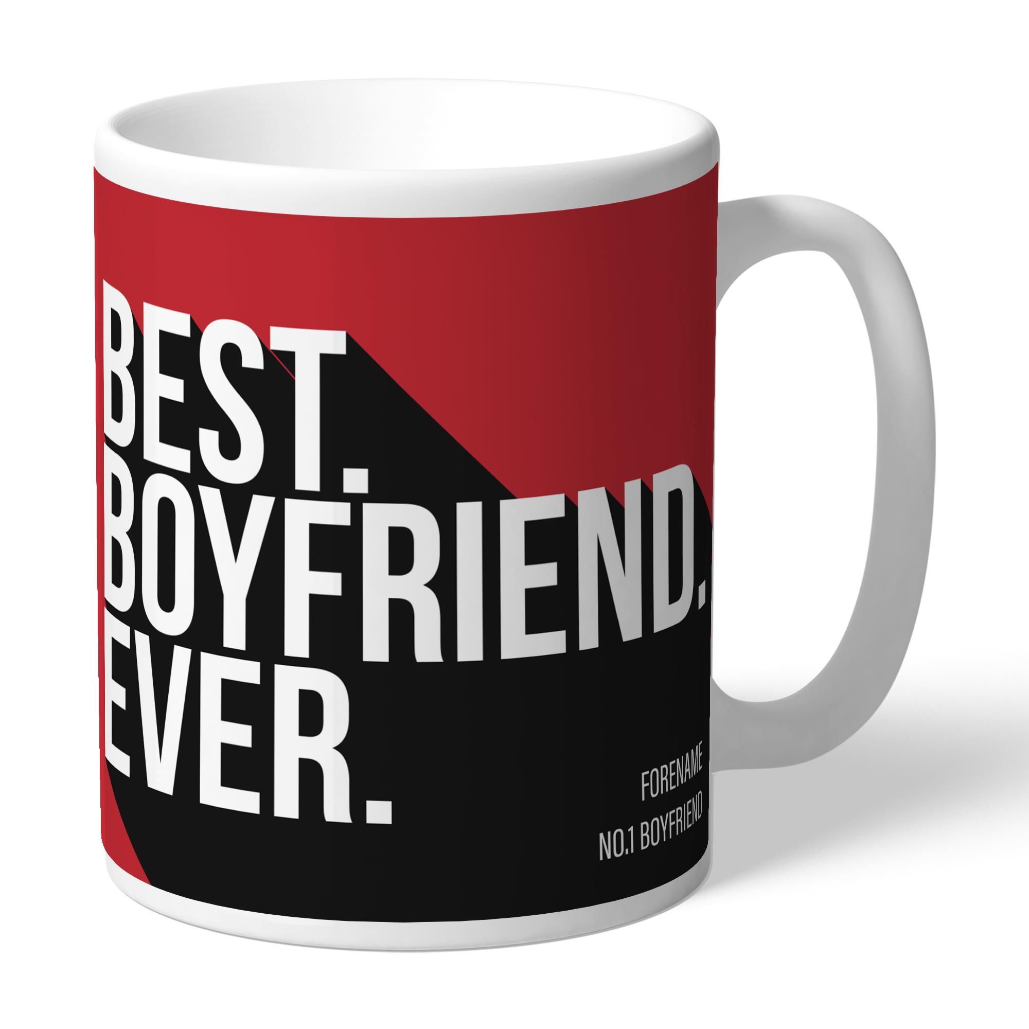 Middlesbrough Best Boyfriend Ever Mug
