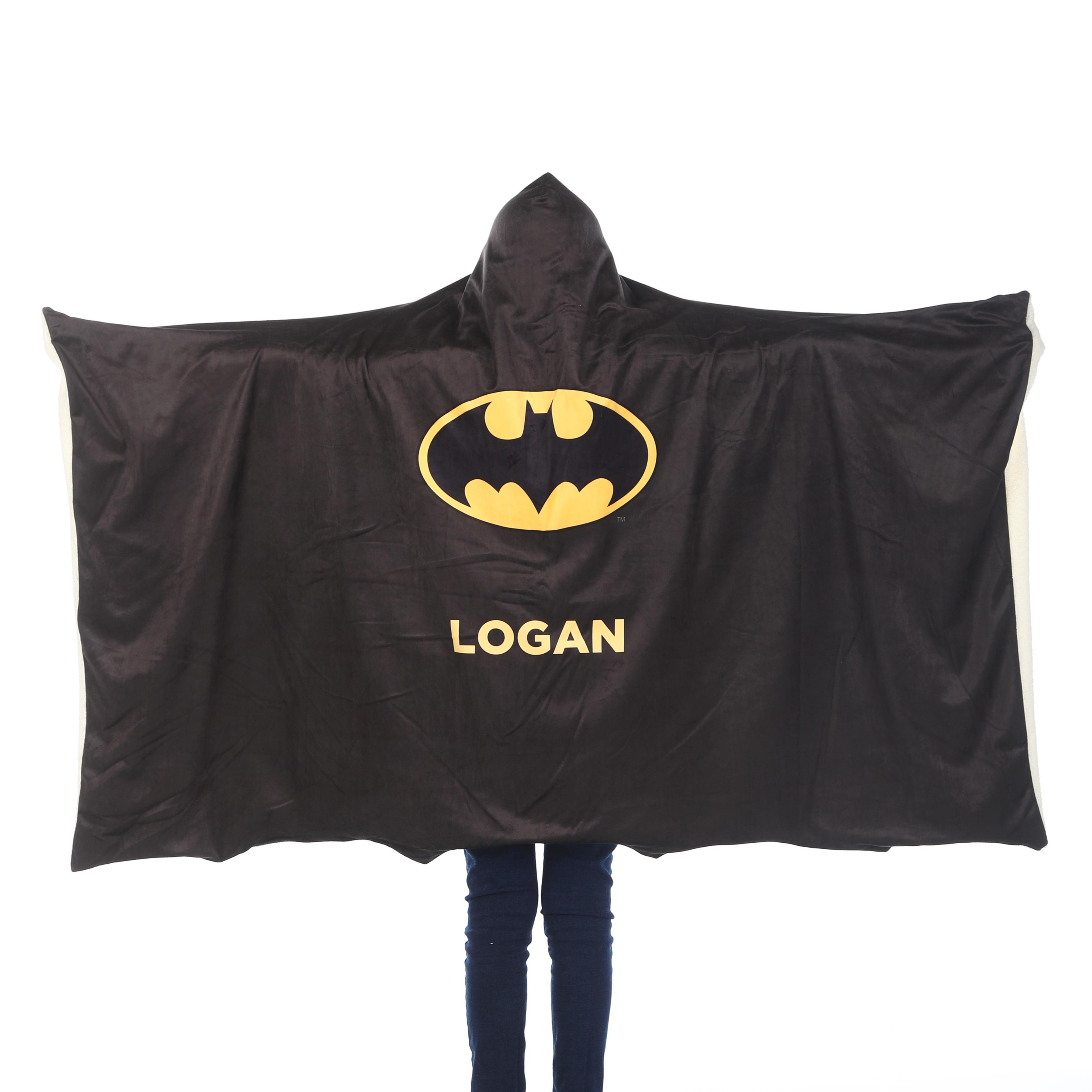 Batman™ Kids Hooded Blanket - Batman Cape