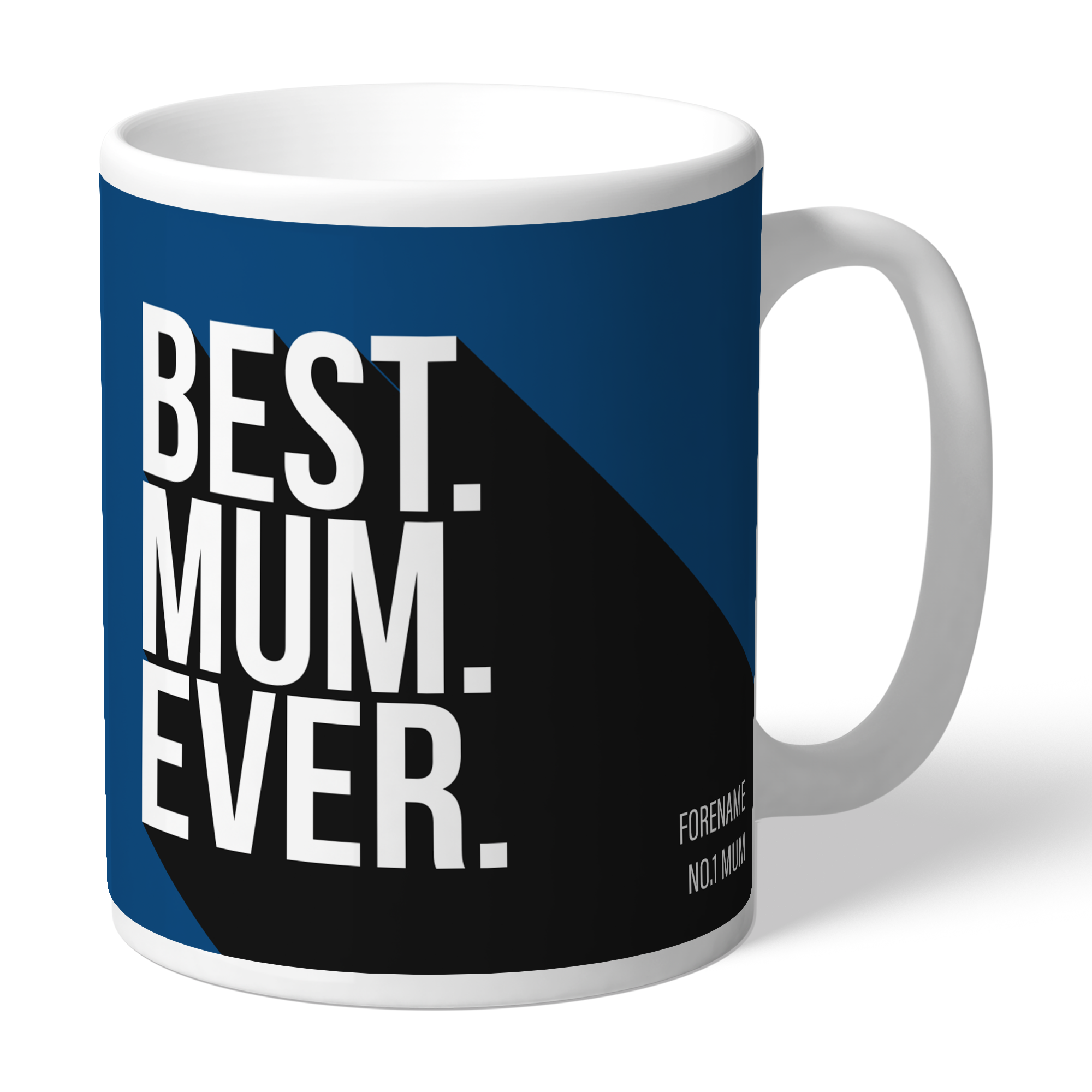 Cardiff City Best Mum Ever Mug