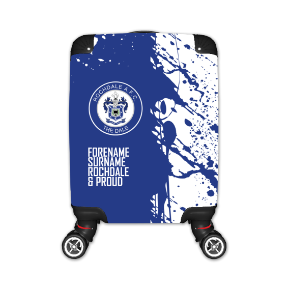 Rochdale AFC Proud Kid's Suitcase