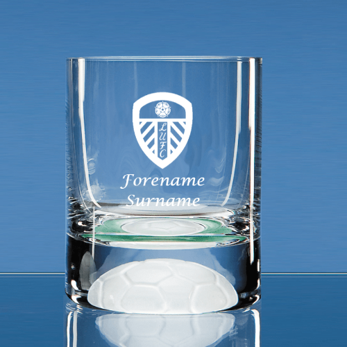 Leeds United FC Crest Ball Base Tumbler