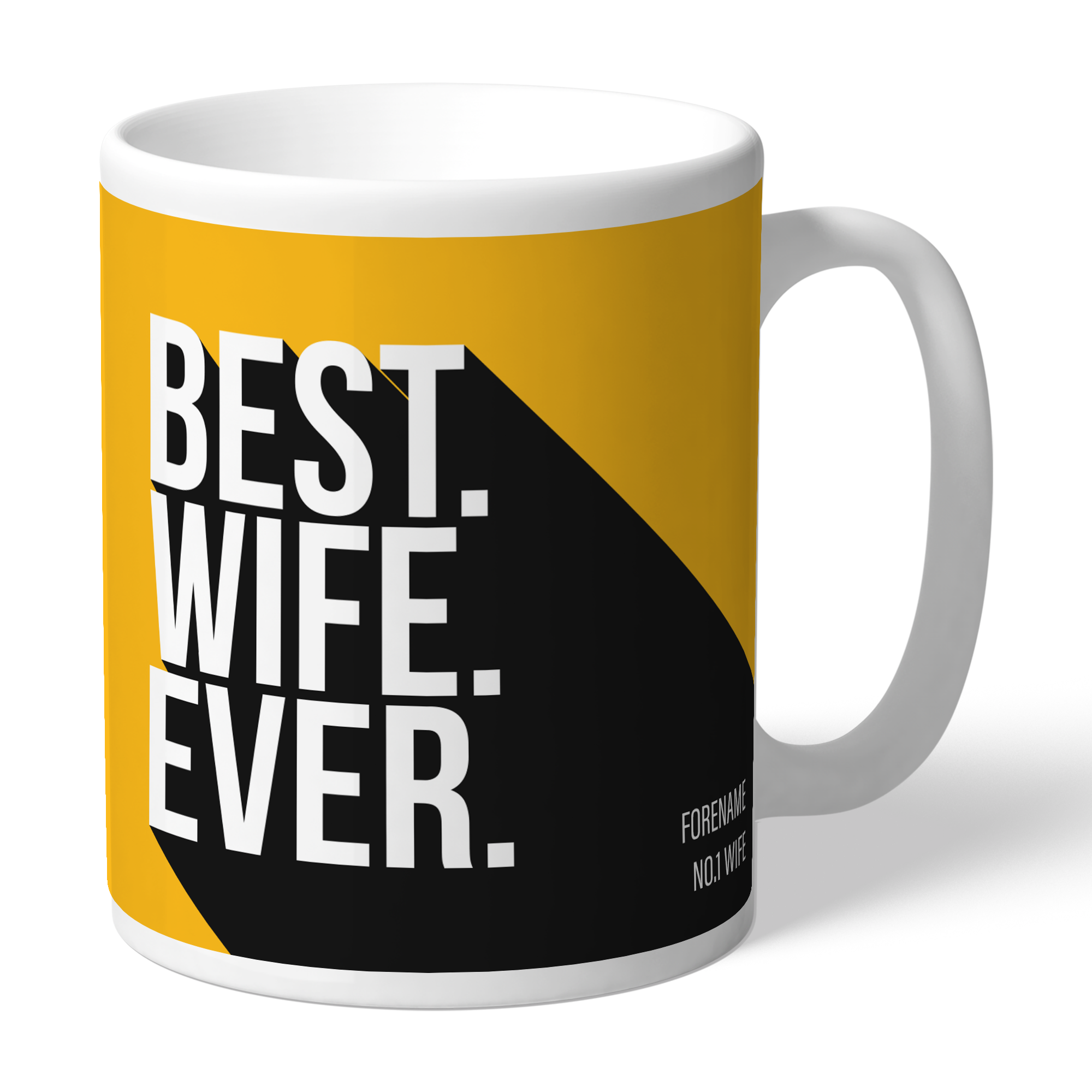 Wolverhampton Wanderers Best Wife Ever Mug