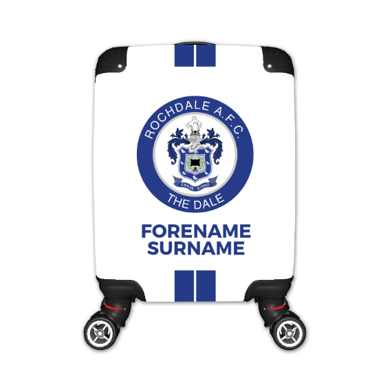 Rochdale AFC Stripe Kid's Suitcase