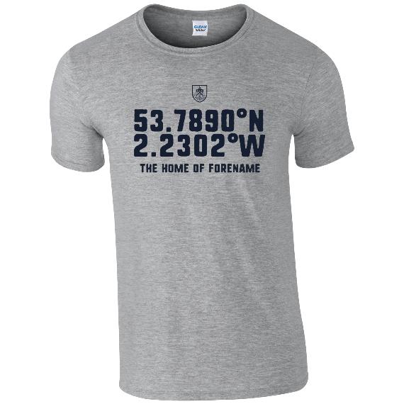 Burnley FC Co-ordinates T-Shirt