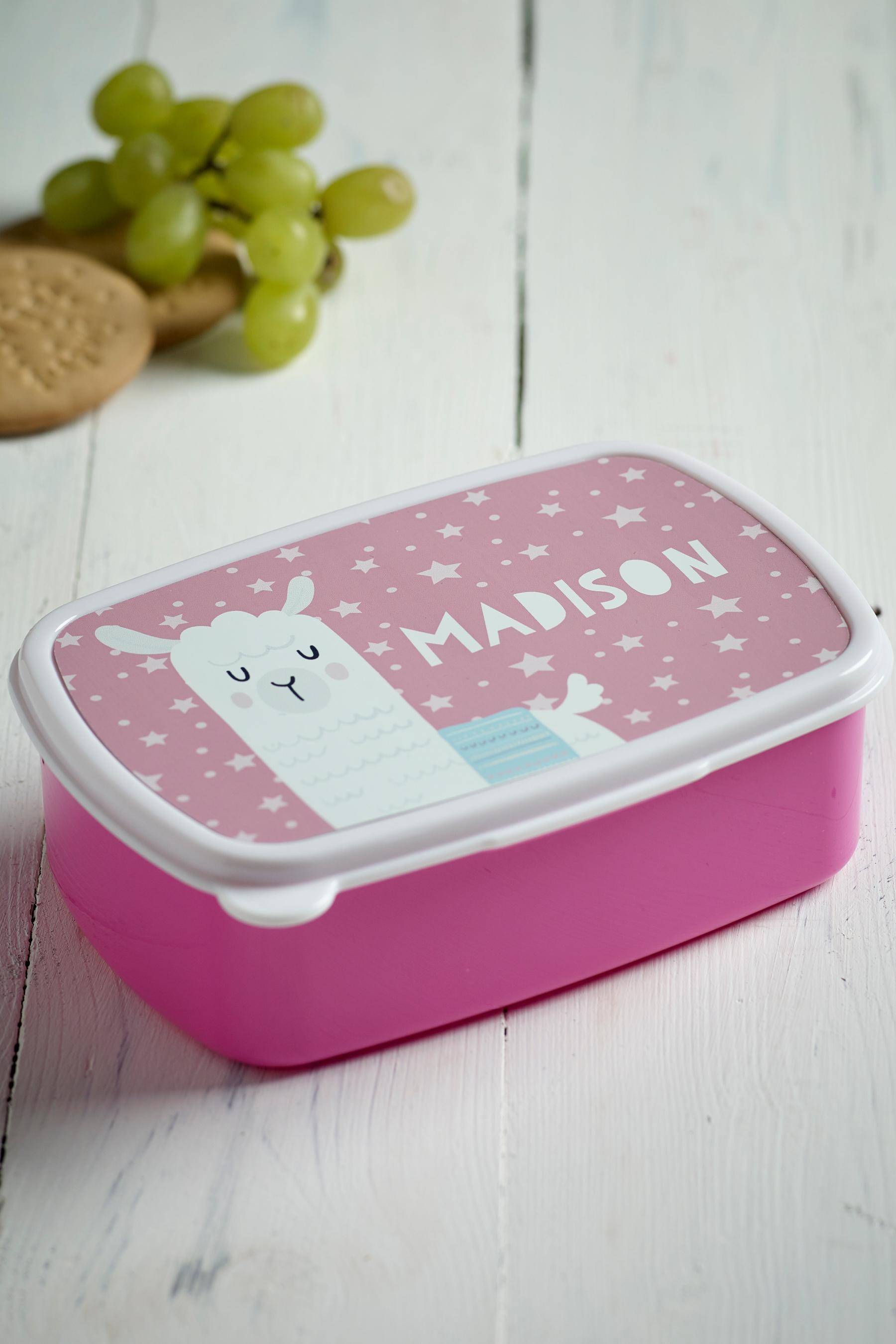 Unicorn Sandwich Lunch Box