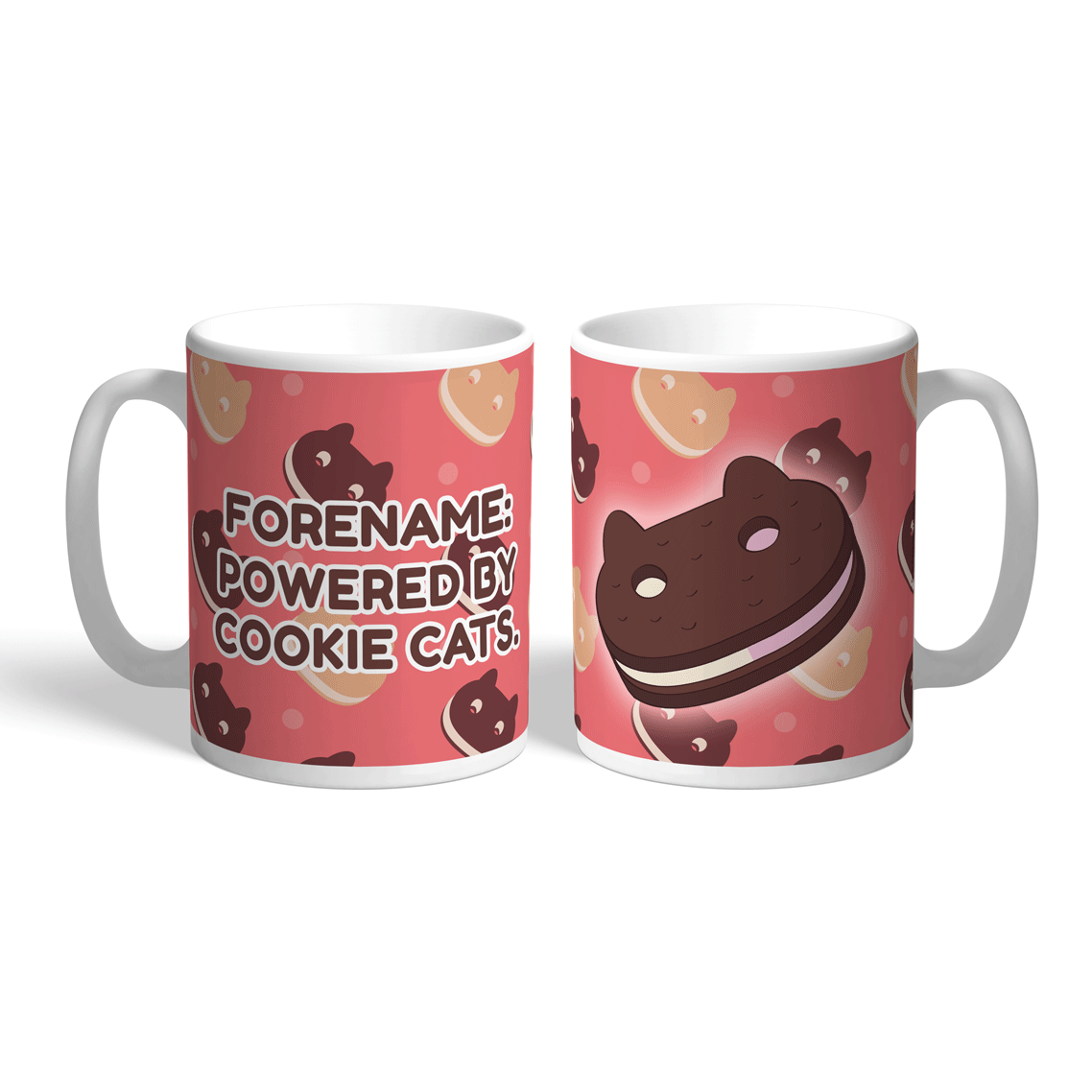 Steven Universe Cookie Cat Mug