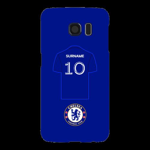 Chelsea FC Shirt Samsung Galaxy S6 Phone Case