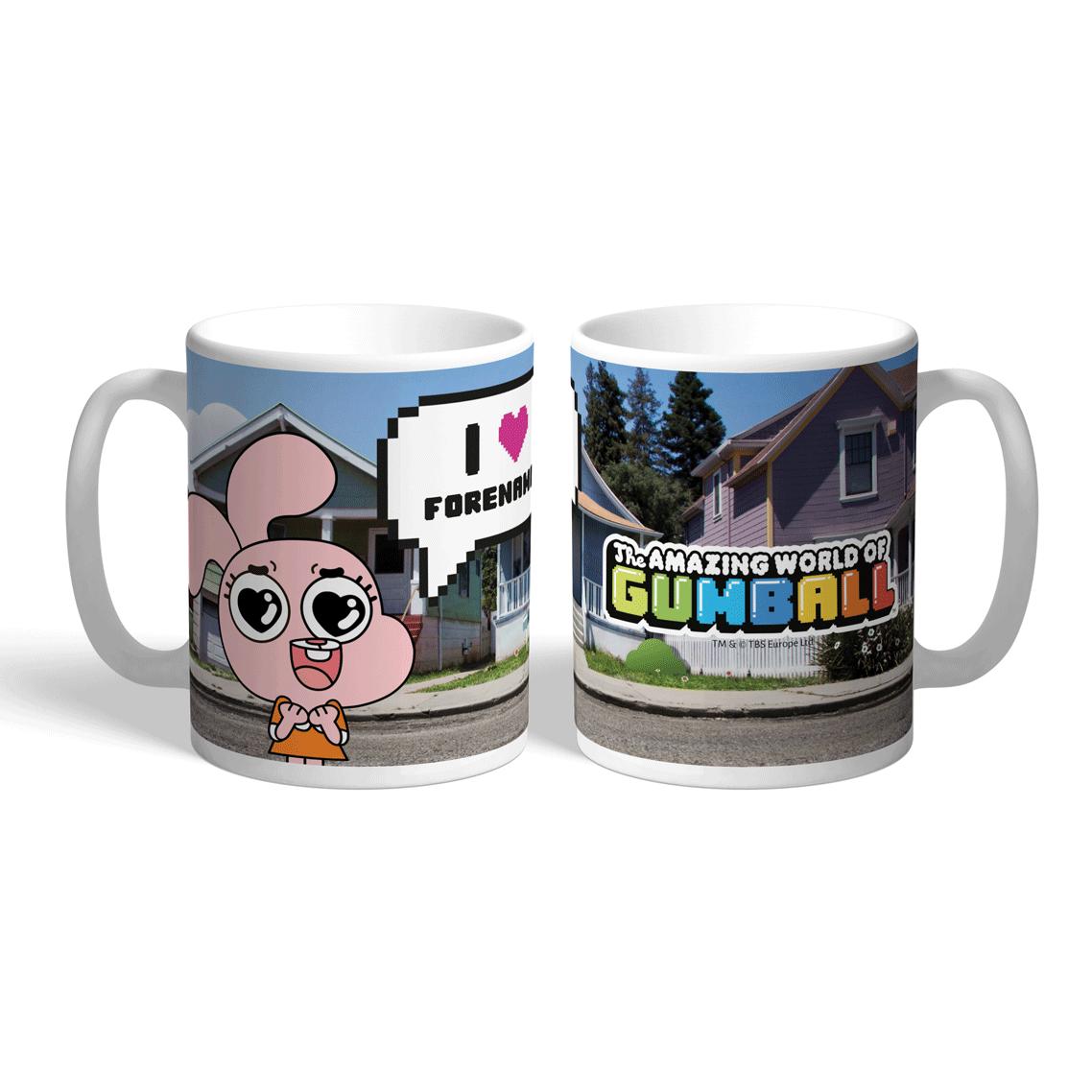 Gumball Anais Mug