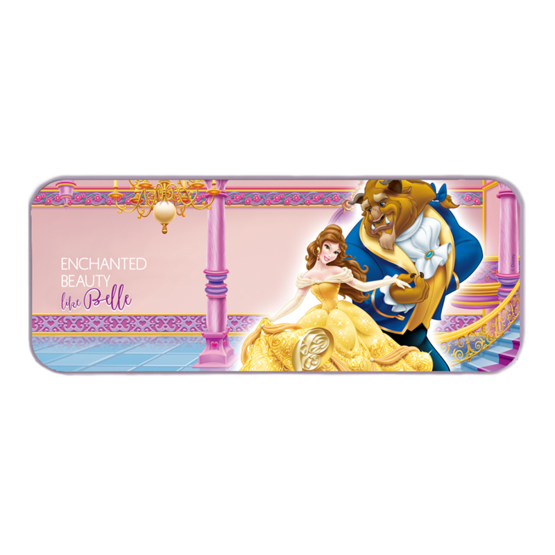 Disney Beauty and The Beast Dance Pencil Tin - Pink