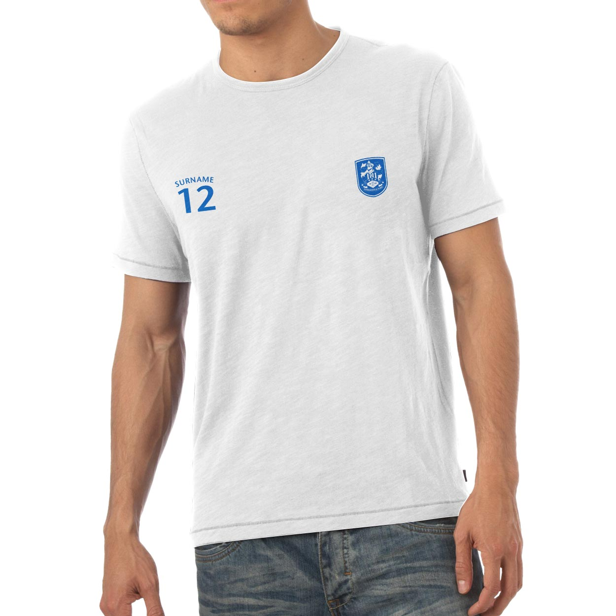 Huddersfield Town Mens Sports T-Shirt