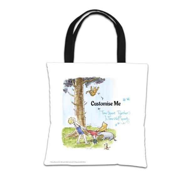 Disney Winnie The Pooh Best Friends Tote Bag
