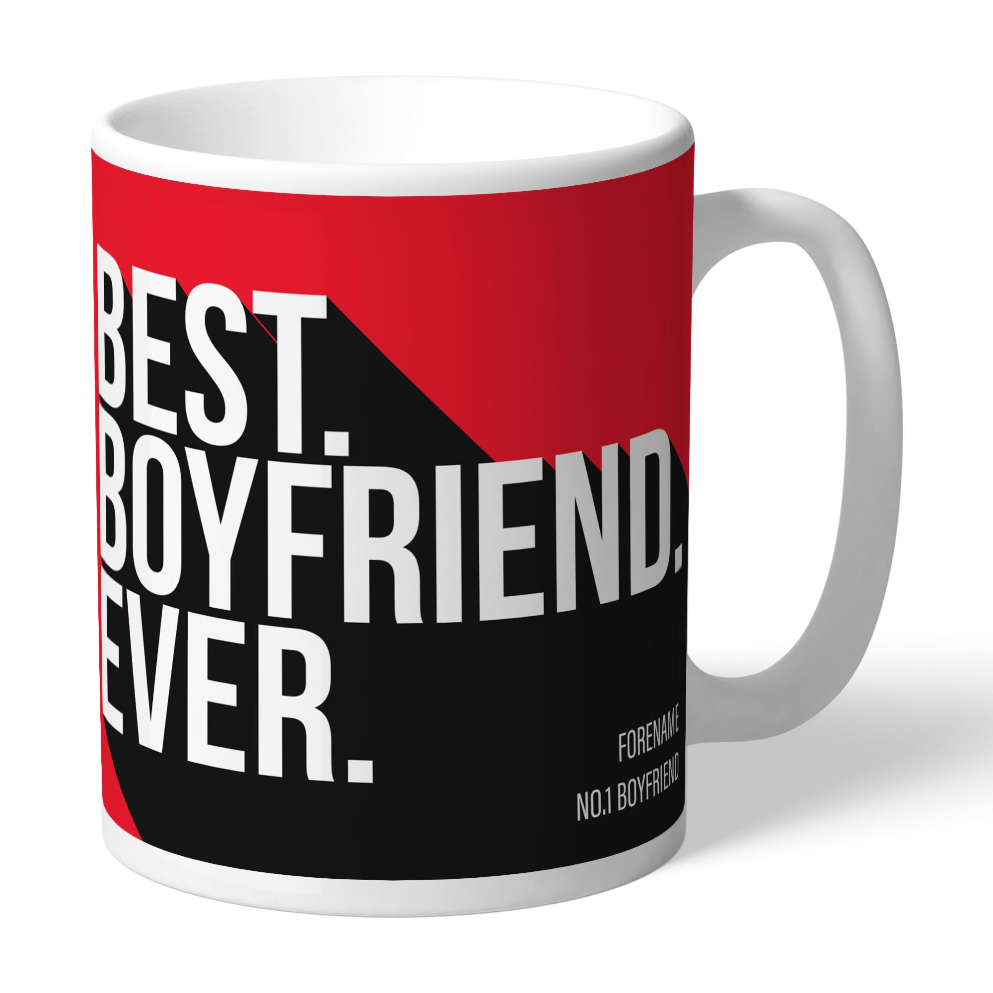 Nottingham Forest Best Boyfriend Ever Mug