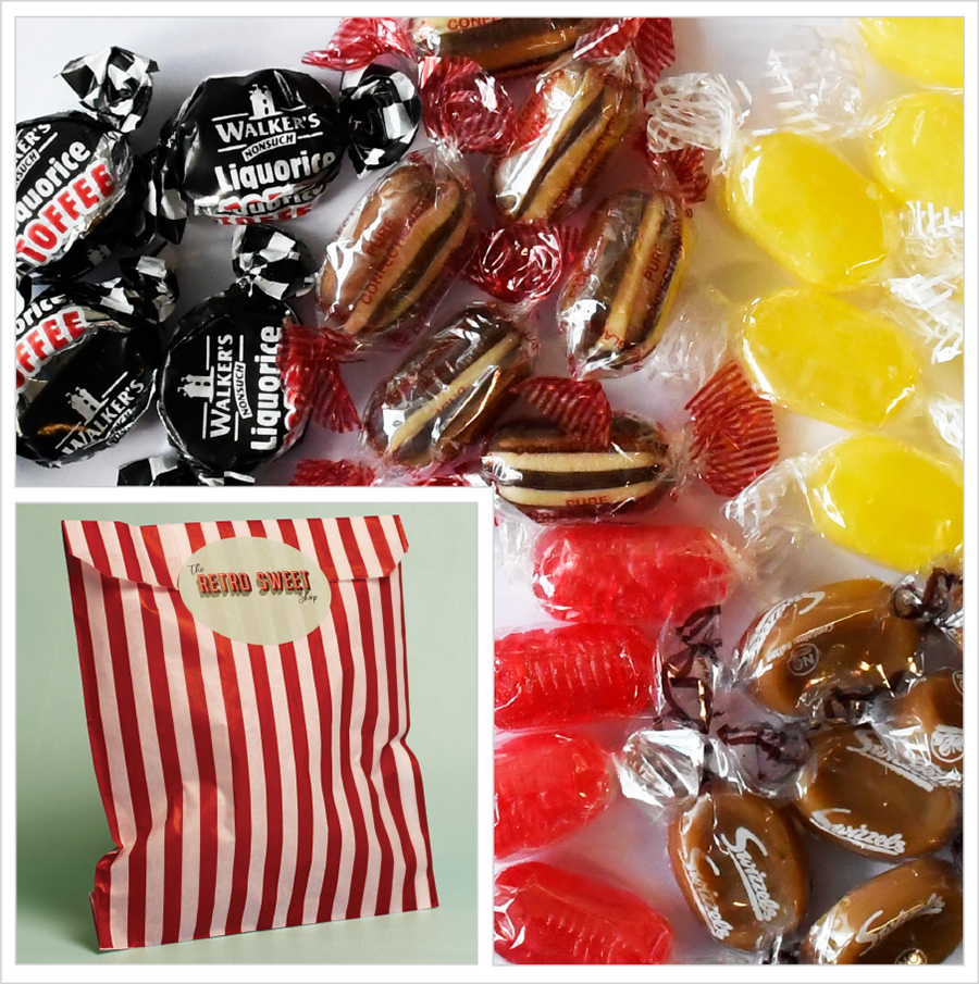 A Traditional Mix Sweet Bag