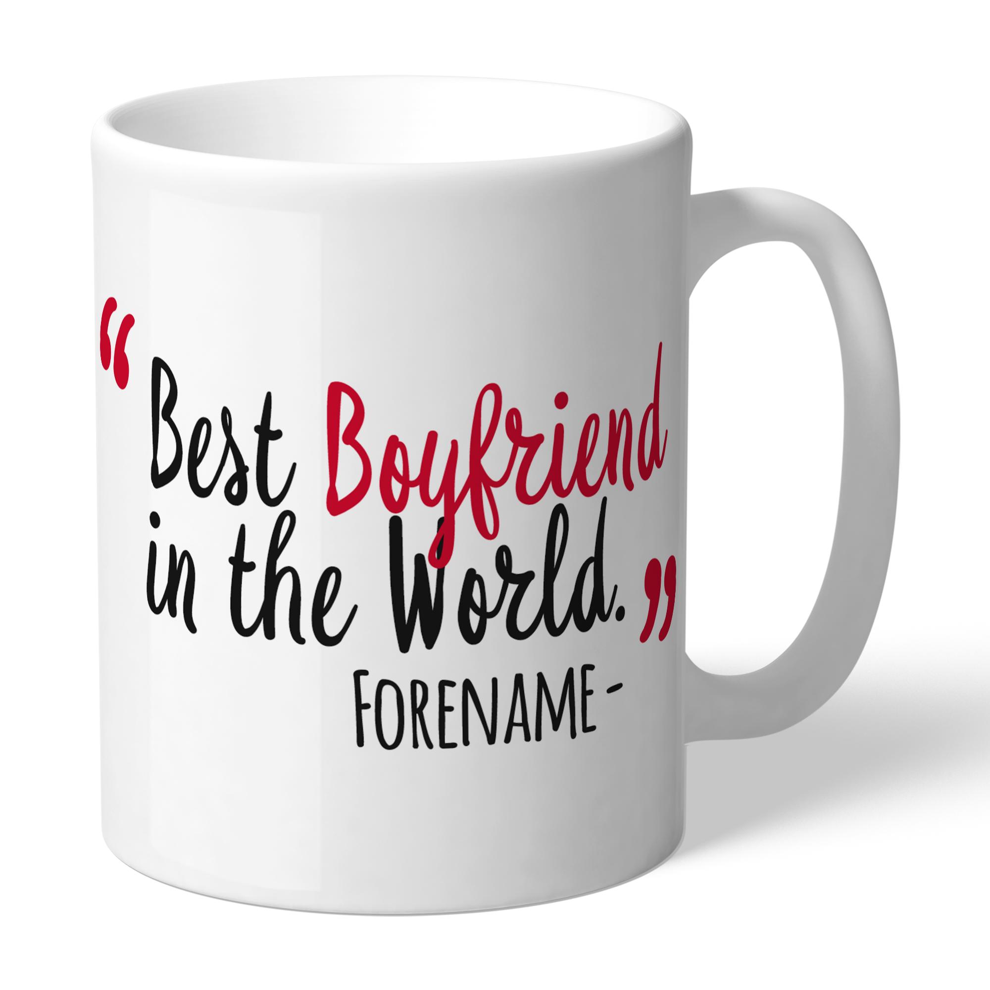 Stoke City FC Best Boyfriend In The World Mug