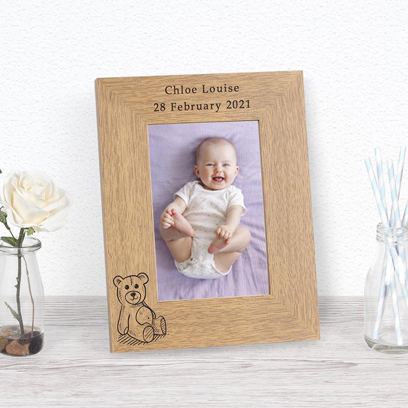 New Baby Photo Frame