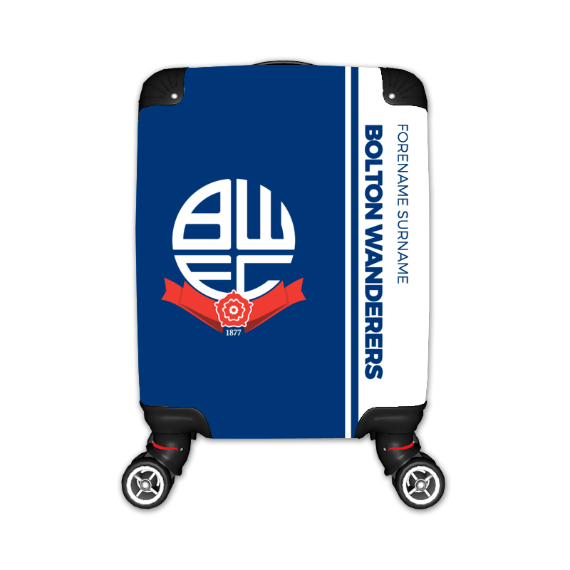 Bolton Wanderers FC Crest Kid's Suitcase