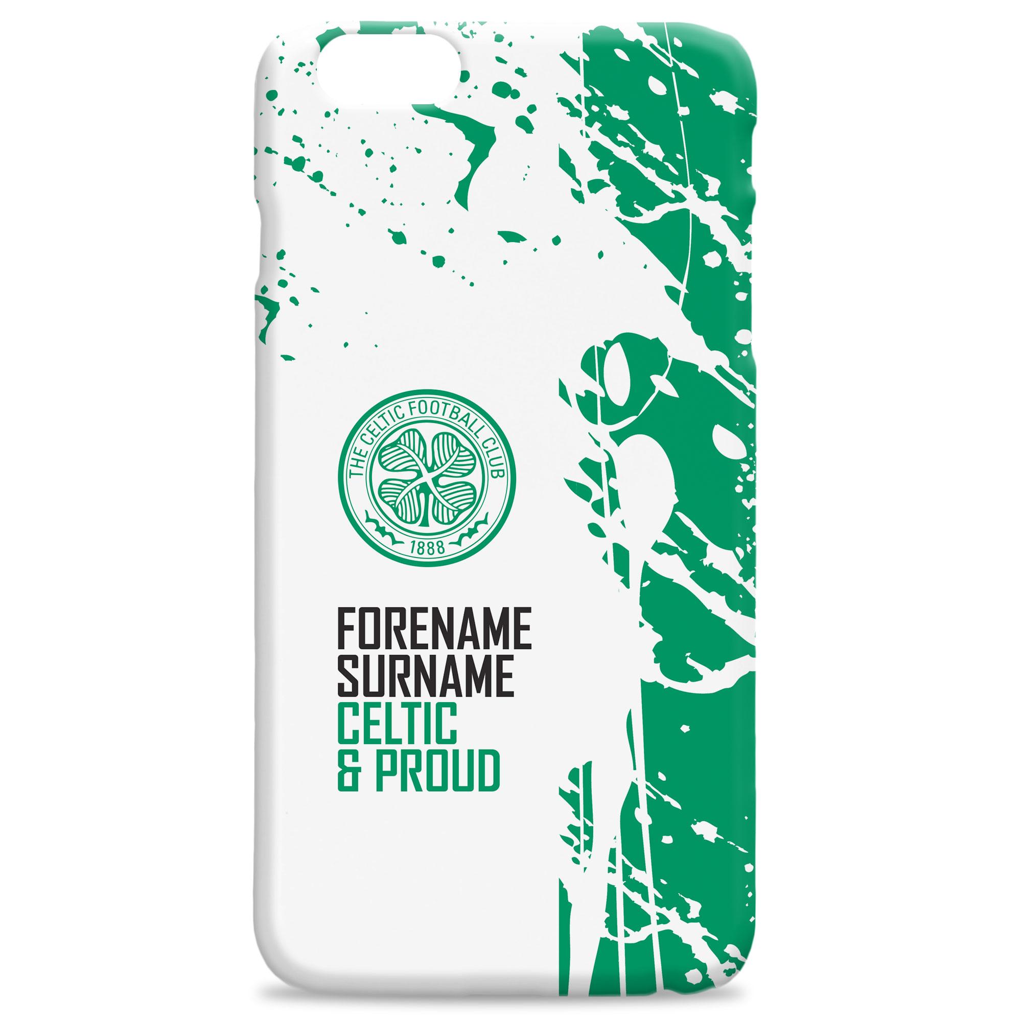 Celtic FC Proud Hard Back Phone Case