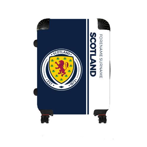 Scotland Crest Medium Suitcase