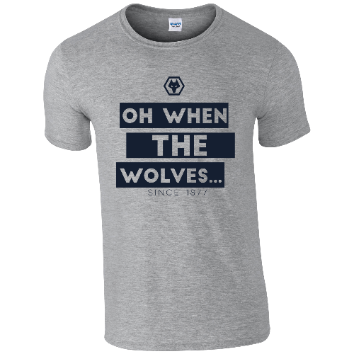 Wolves Chant T-Shirt