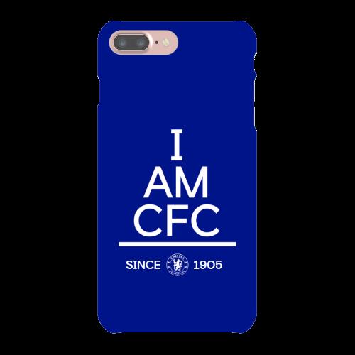 Chelsea FC I Am iPhone 8 Plus Phone Case