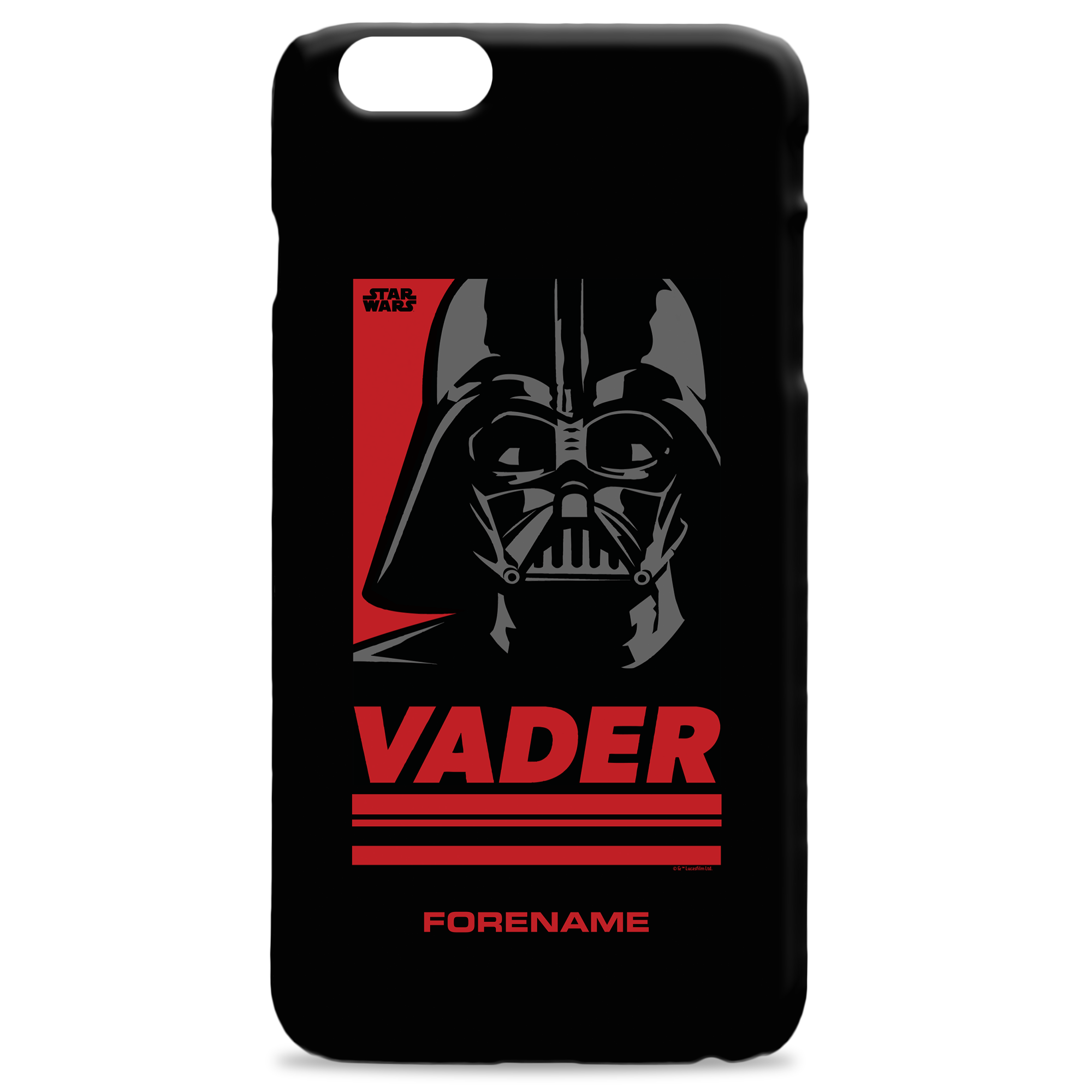 Star Wars Vader Pop Art Phone Case