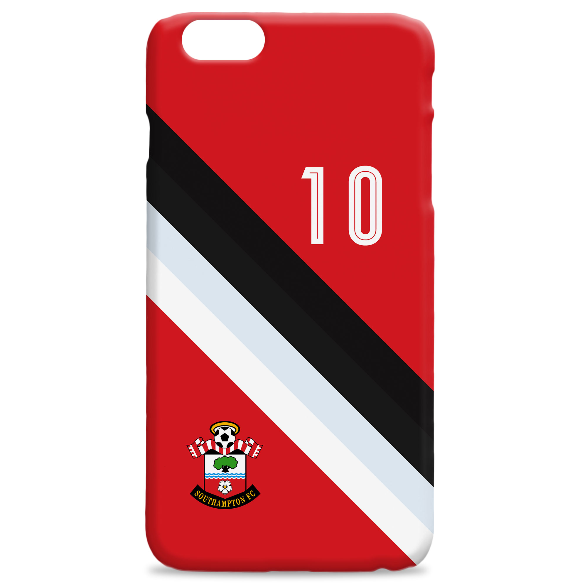 Southampton FC Stripe Hard Back Phone Case