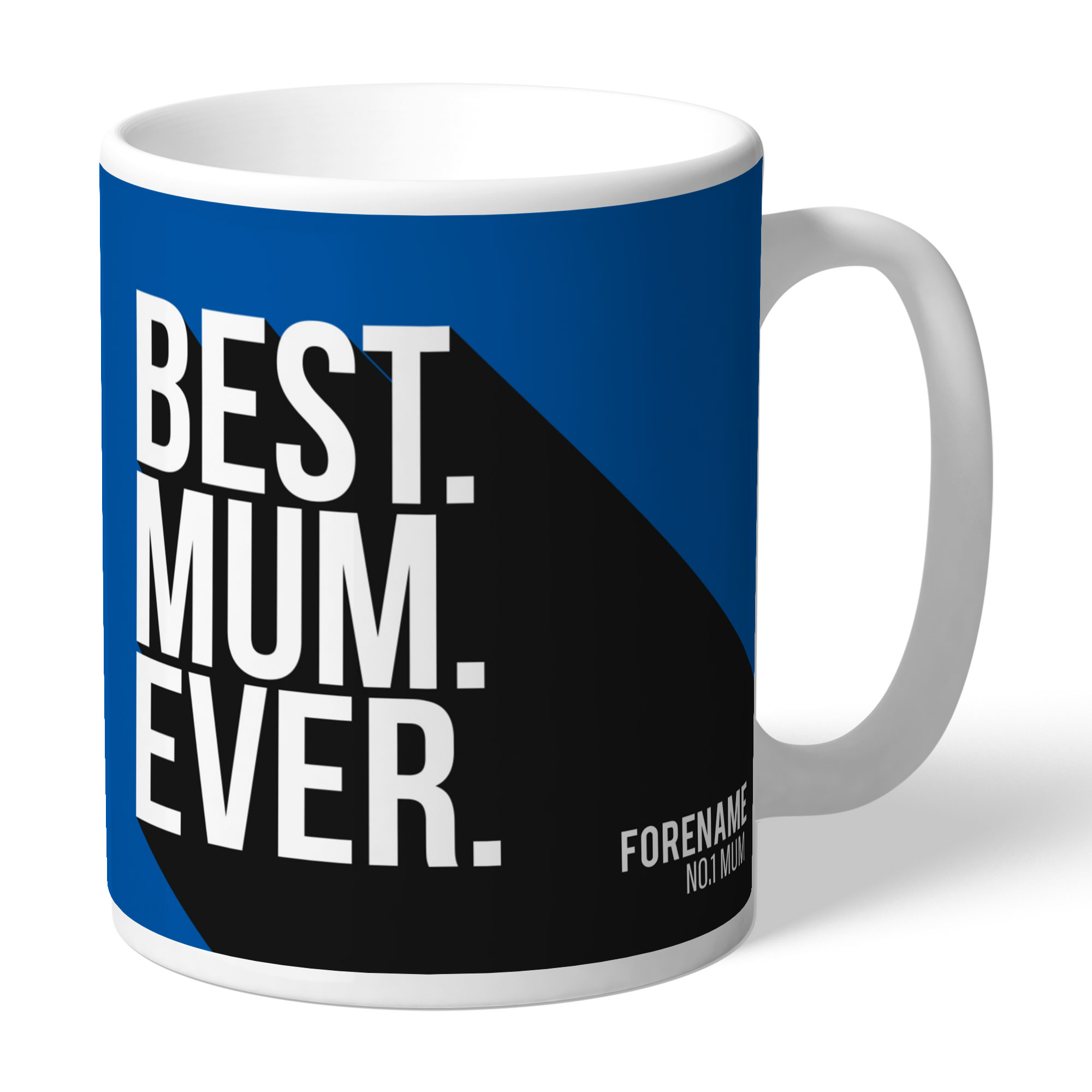 Crystal Palace FC Best Mum Ever Mug