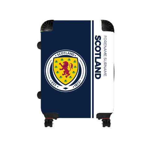 Scotland Crest Cabin Suitcase