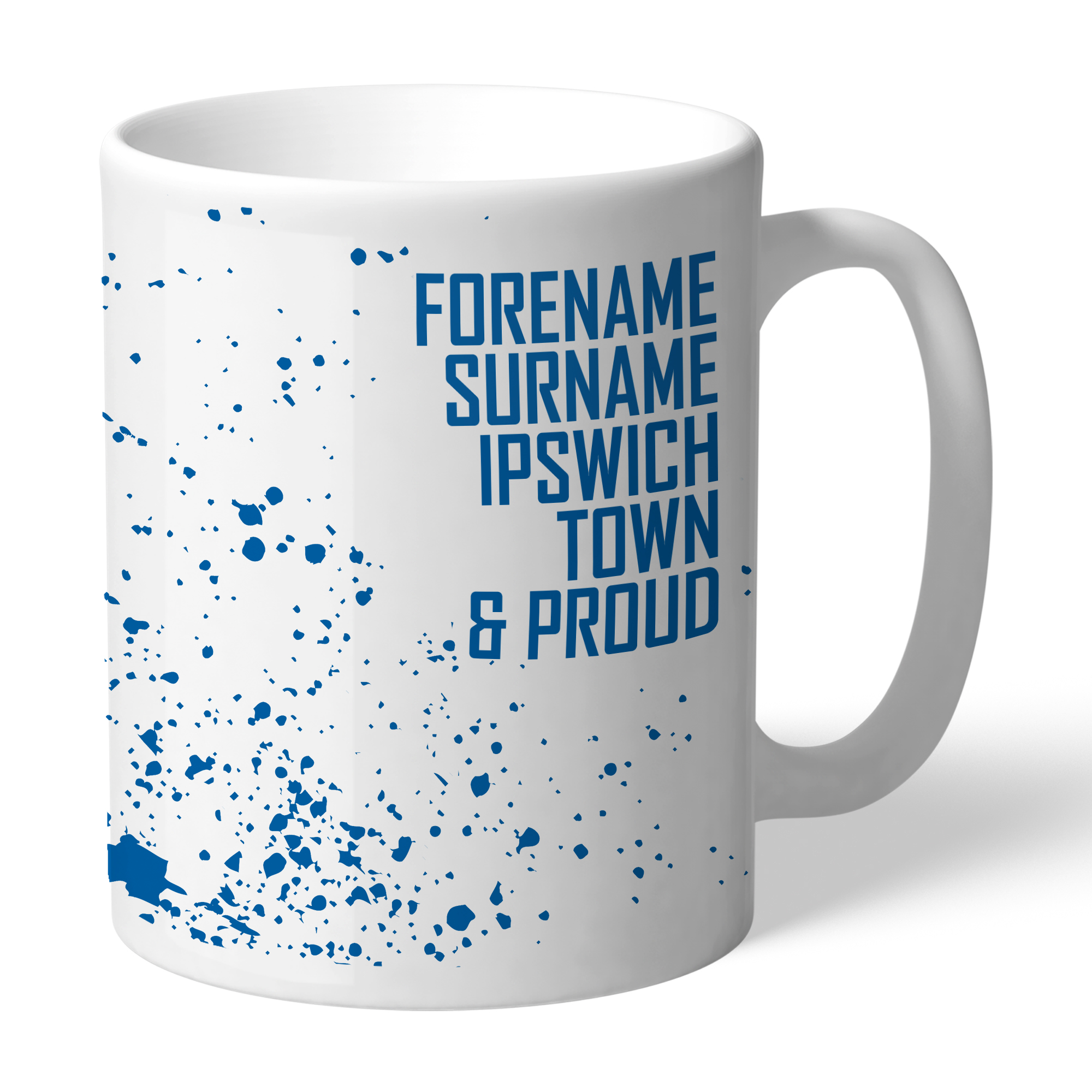 Ipswich Town FC Proud Mug