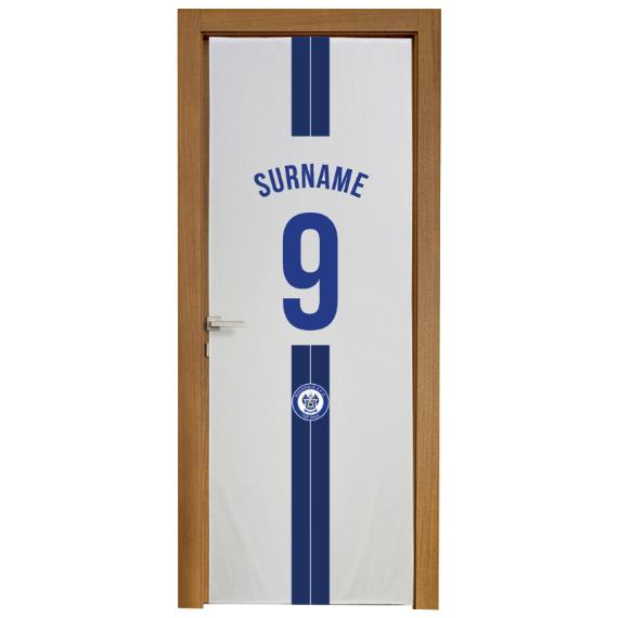 Rochdale AFC Shirt Door Banner