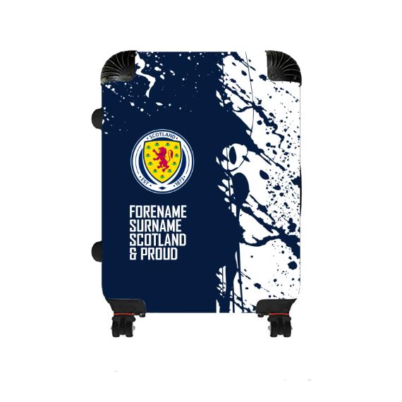 Scotland Proud Medium Suitcase