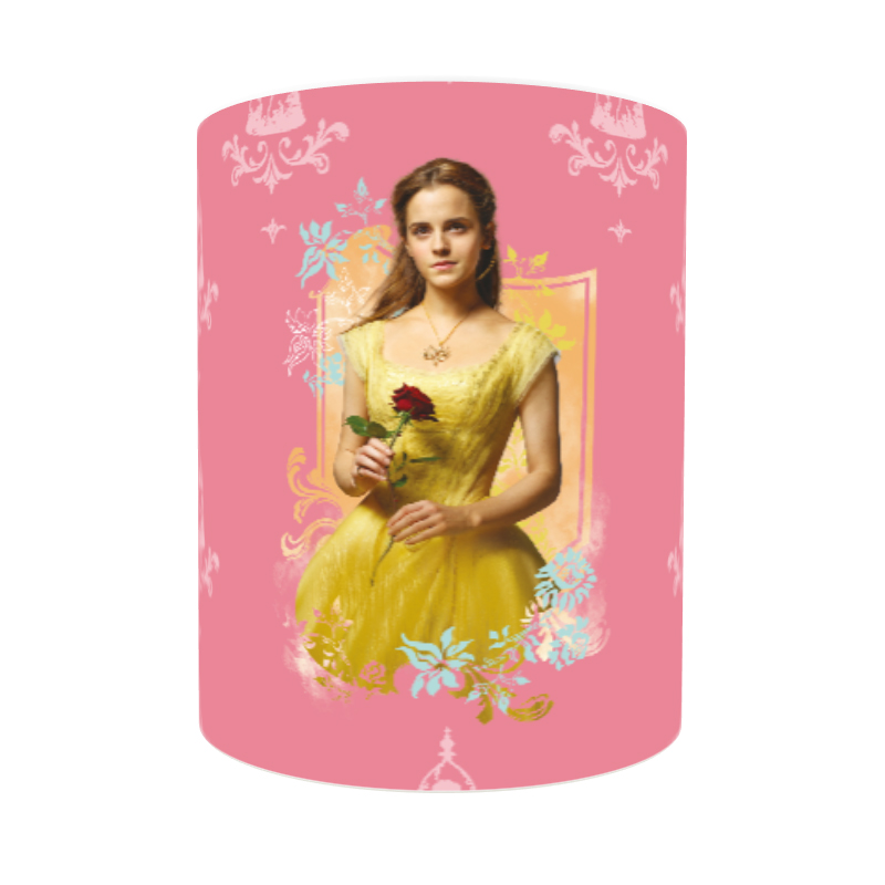 Disney Beauty And The Beast Belle Rose Mug