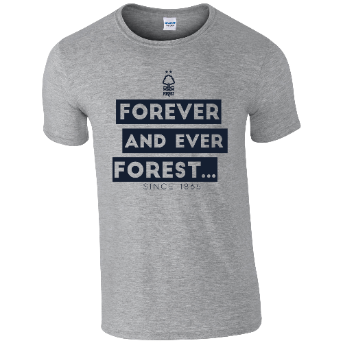 Nottingham Forest FC Chant T-Shirt
