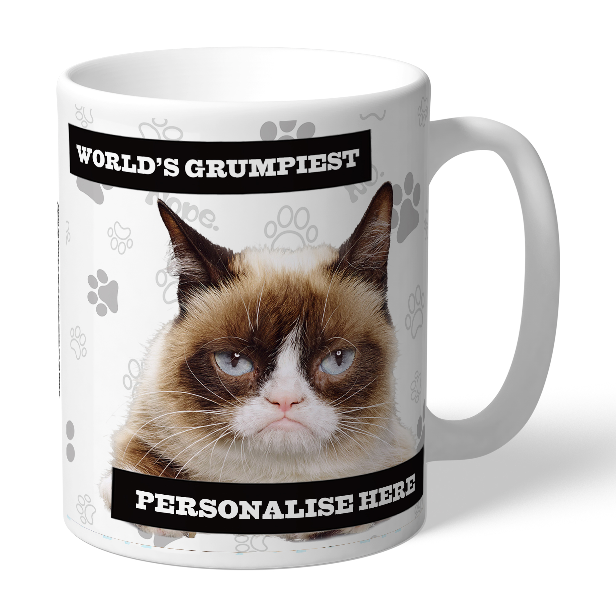 Grumpy Cat - Worlds Grumpiest Mug