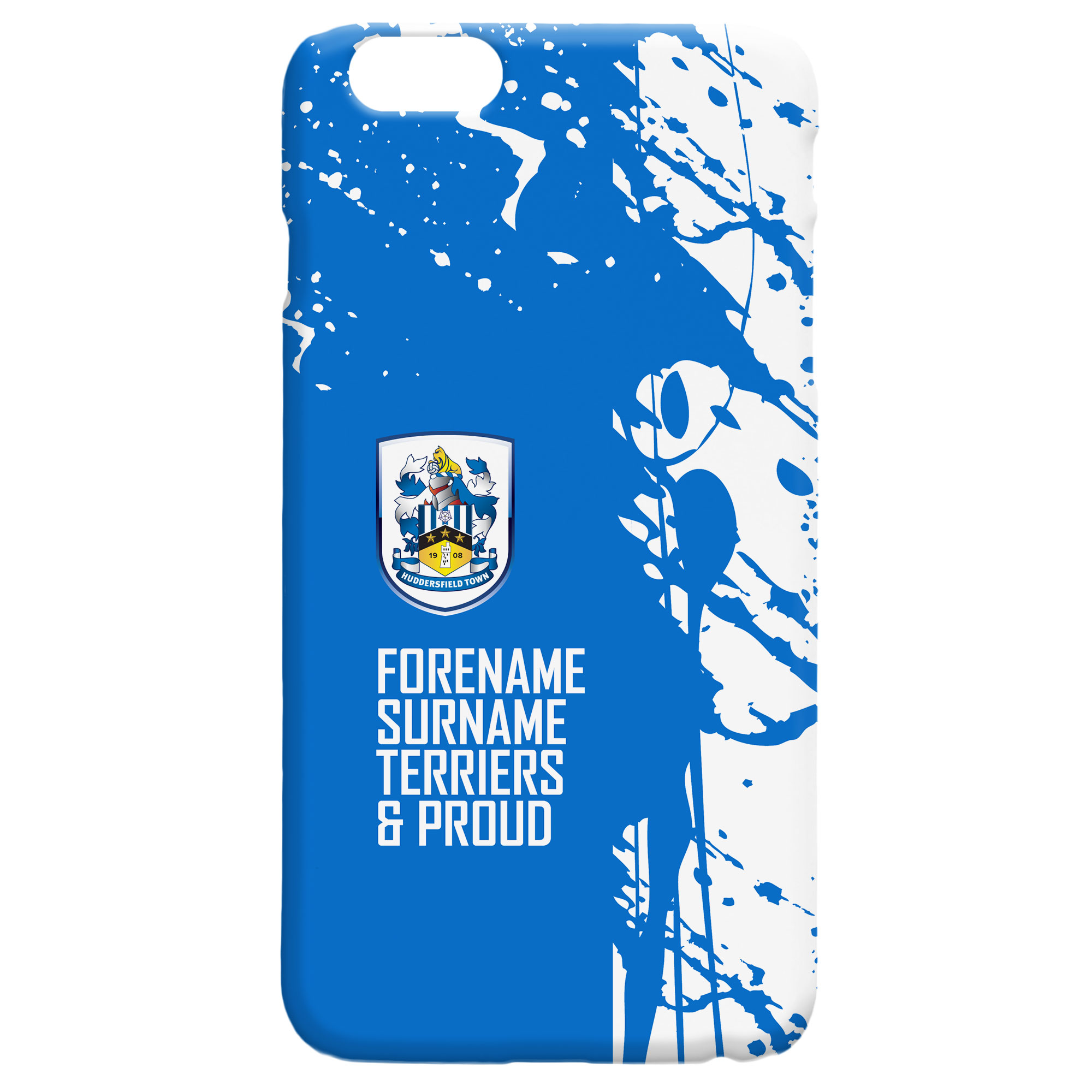 Huddersfield Town Proud Hard Back Phone Case