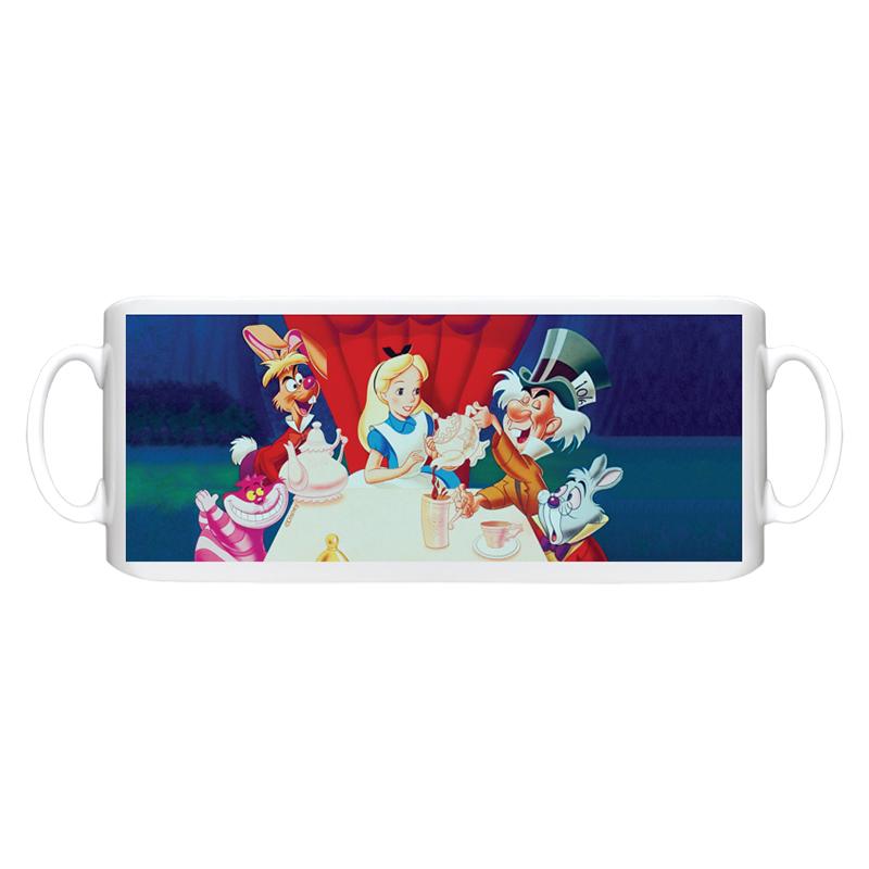 Disney Classic Alice In Wonderland Mug