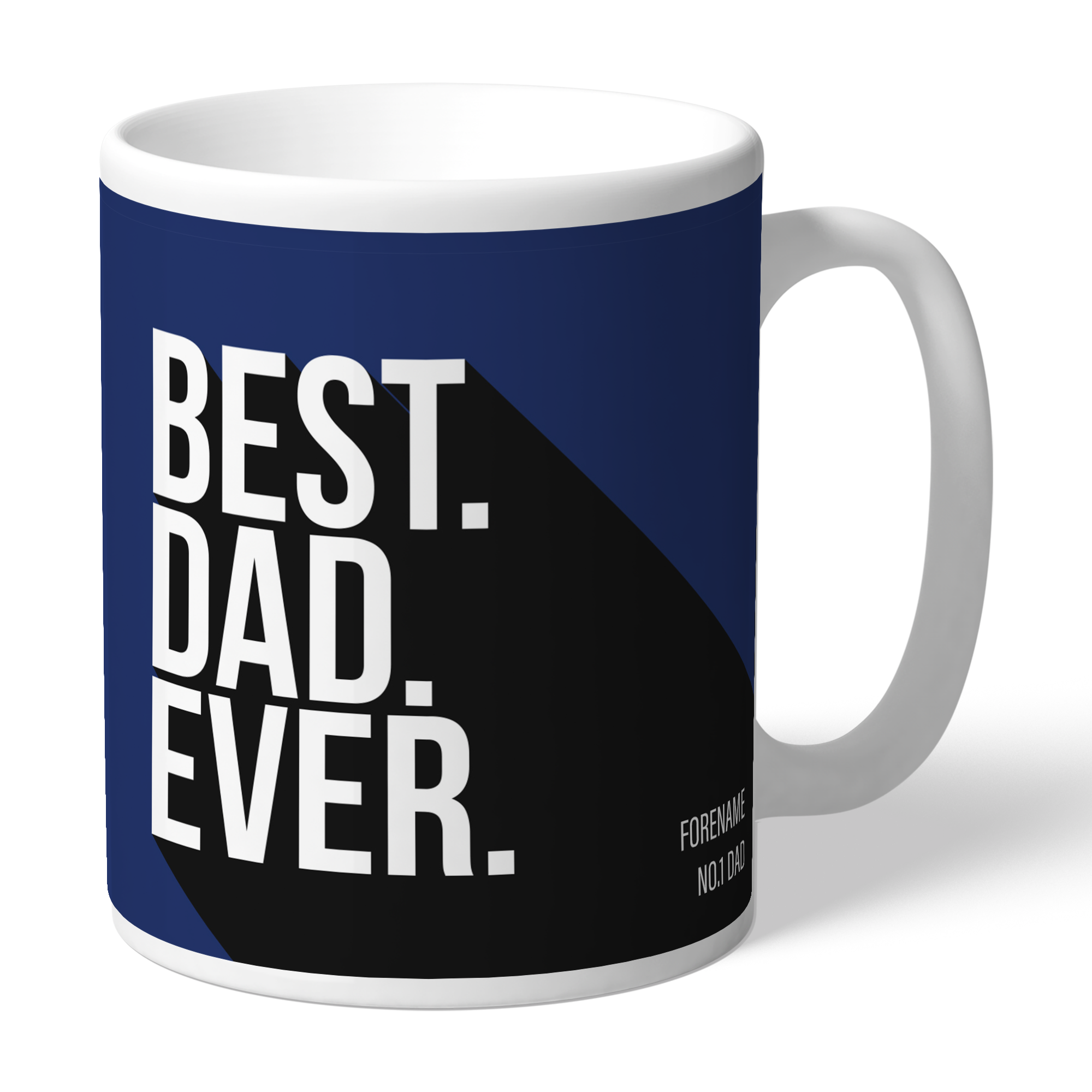 West Bromwich Albion FC Best Dad Ever Mug