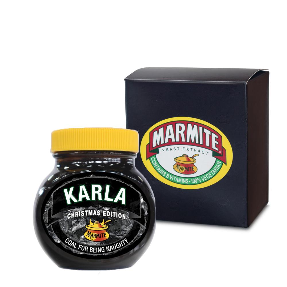 Marmite - Christmas Edition with Gift Box (Naughty)