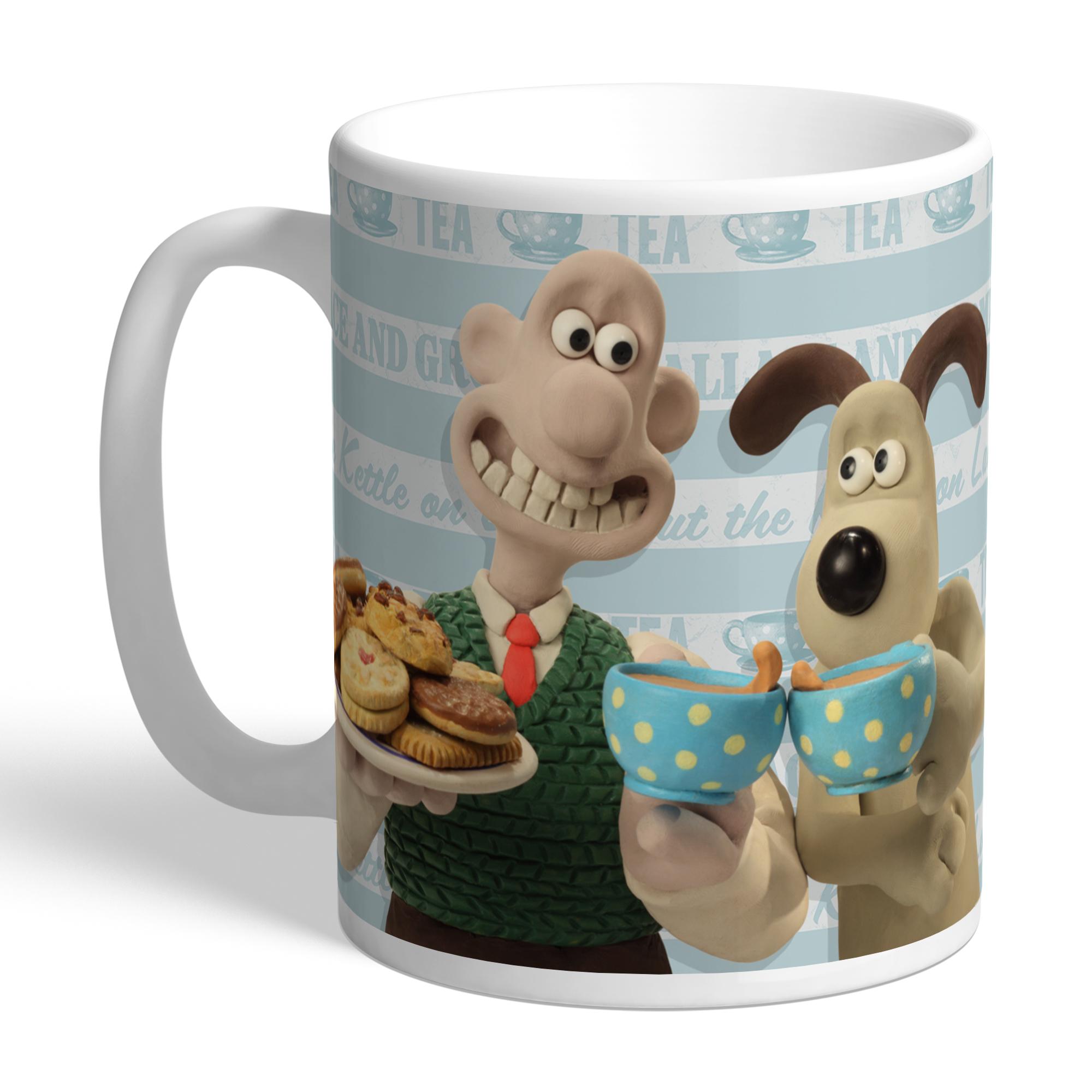 Wallace and Gromit Crackin Cuppa Mug