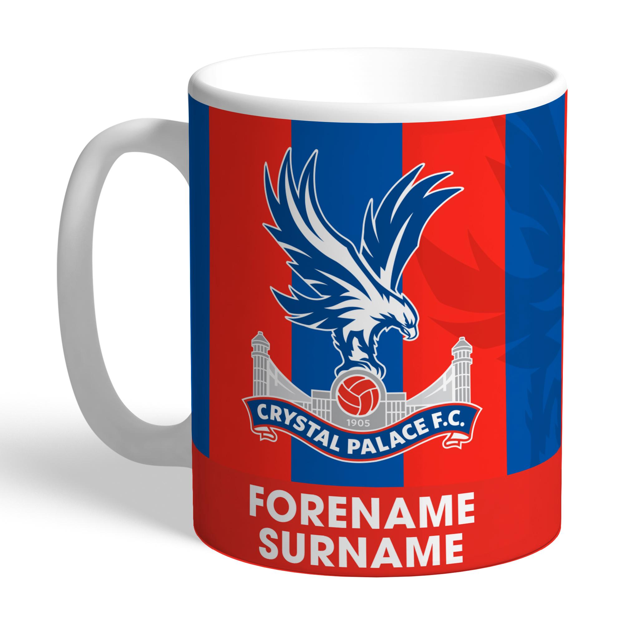 Crystal Palace FC Bold Crest Mug
