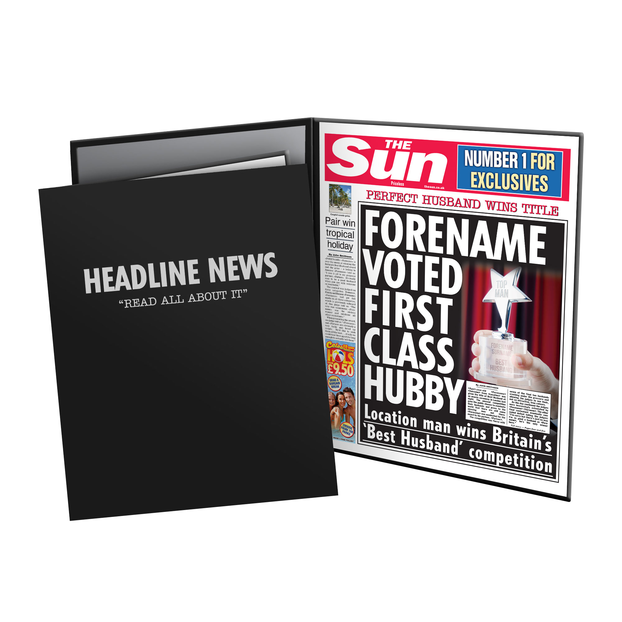 The Sun Best Husband News Folder