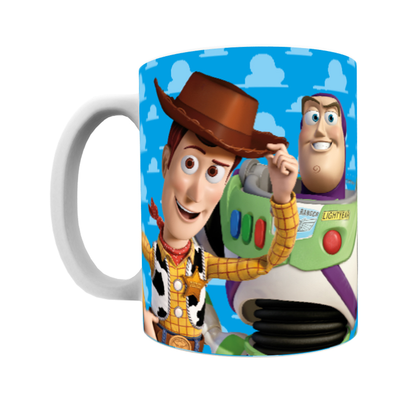 Disney Toy Story You've Got A Friend In Me Mug