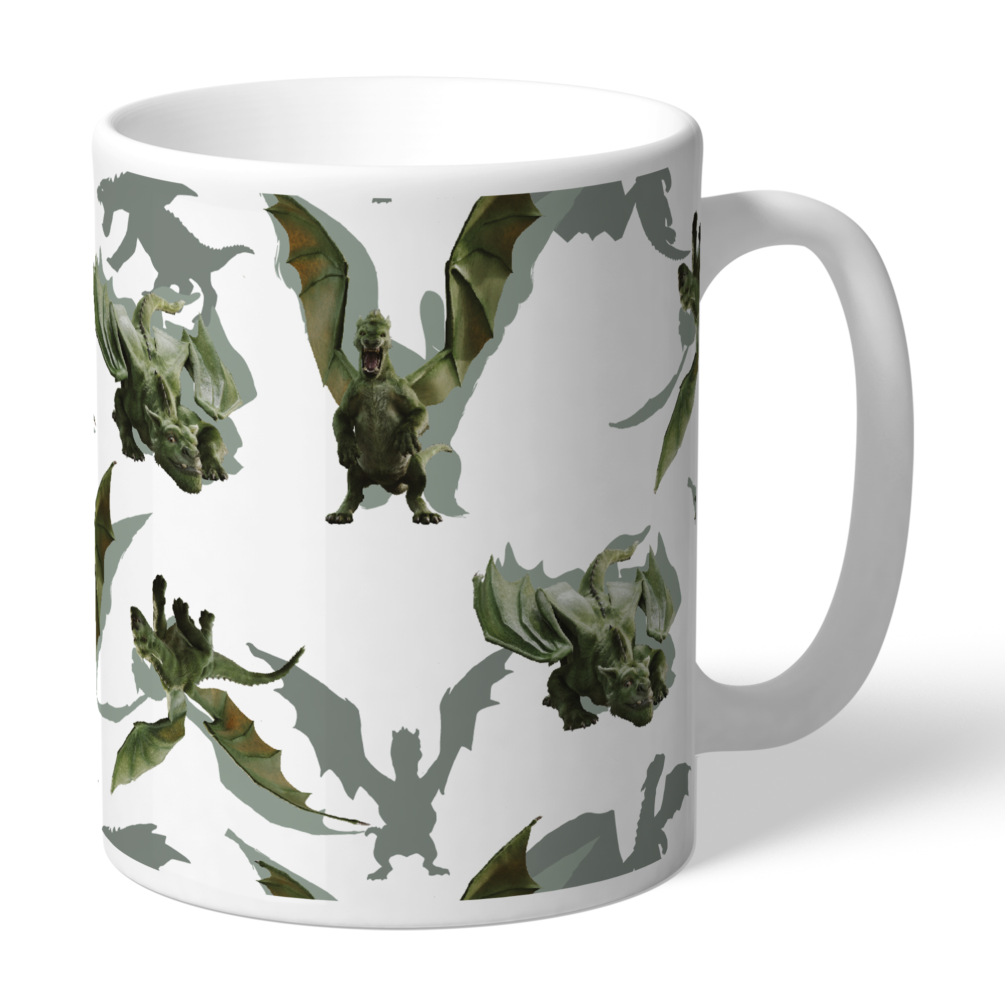 Disney Pete's Dragon Elliot Print Mug
