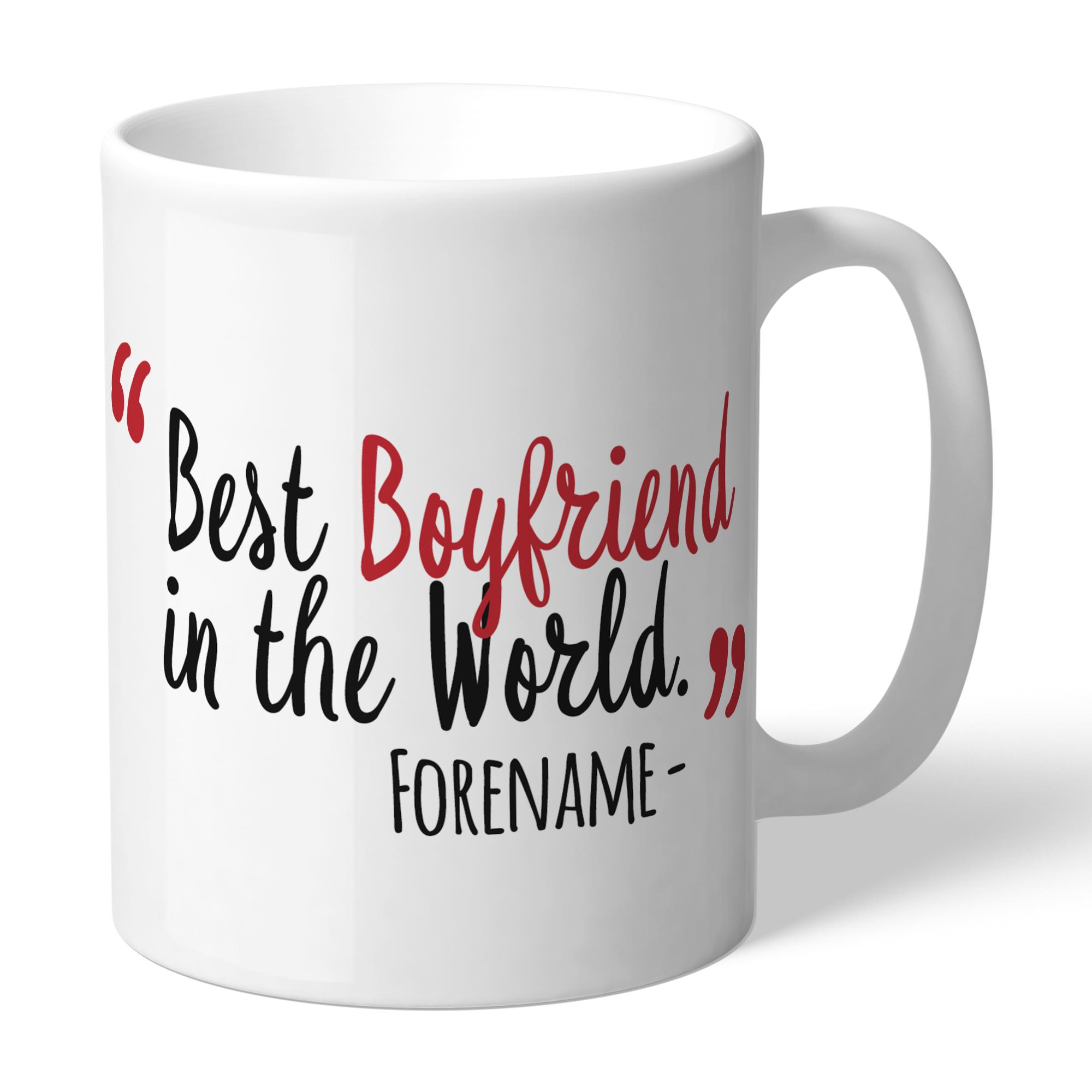 Middlesbrough Best Boyfriend In The World Mug