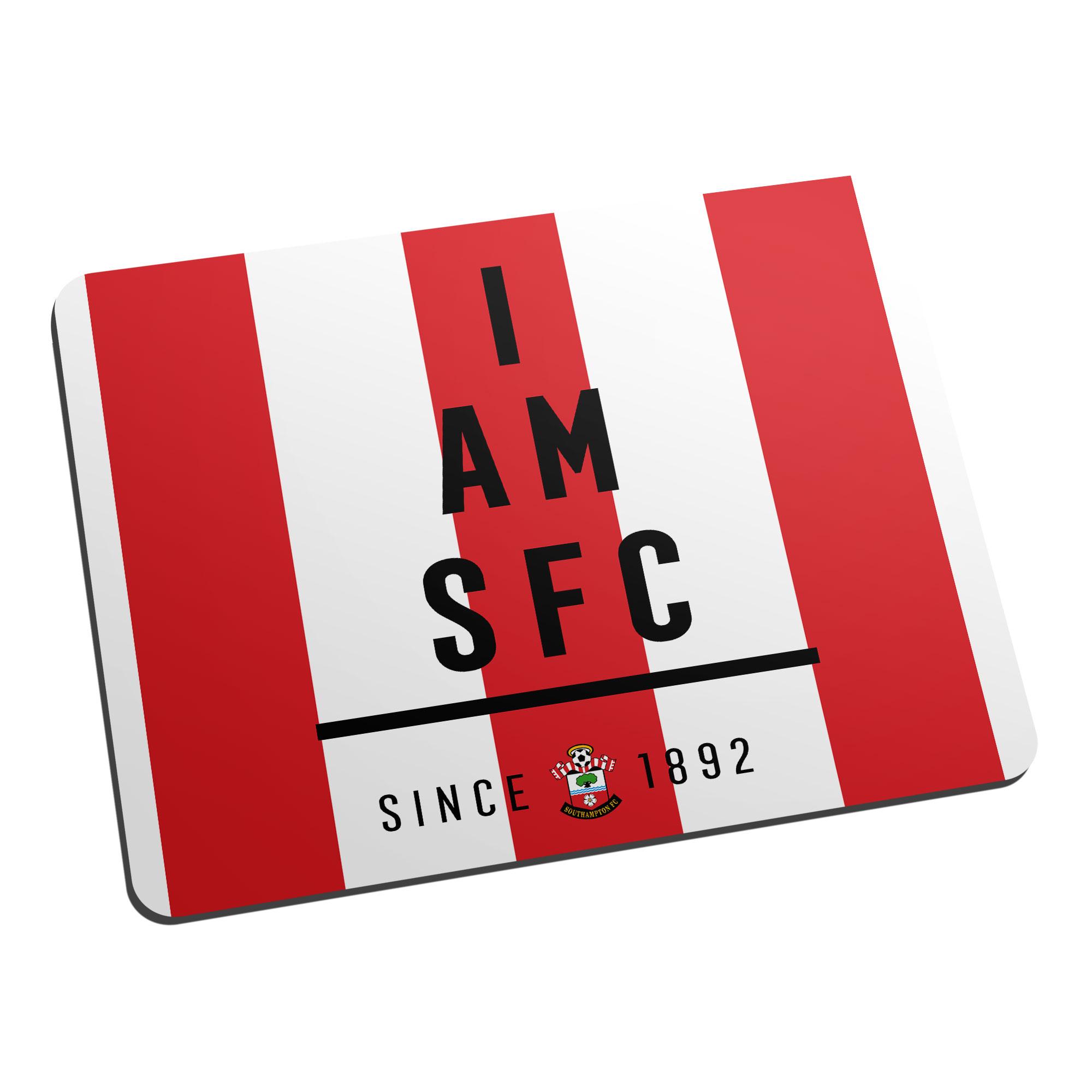 Southampton FC I Am Mouse Mat